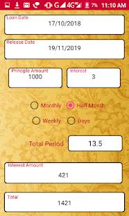 App Gold Loan & Alloy Calculator APK for Windows Phone