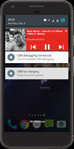 !¡Ads Free¡! Music YouTube - Float Screen-Off Mode 3.6 screenshots 16