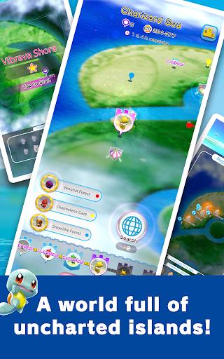 Pokemon Rumble Rush [Mod] Apk - Đảo pokemon