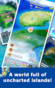 Game Pokémon Rumble Rush APK for Windows Phone