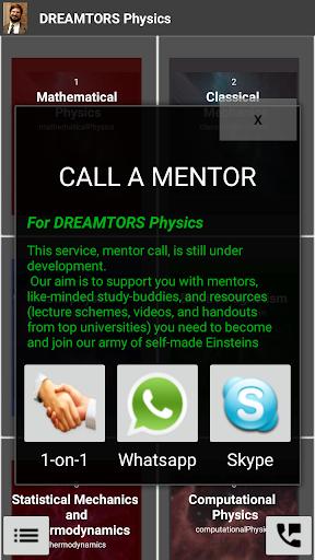 Dreamtors Physics