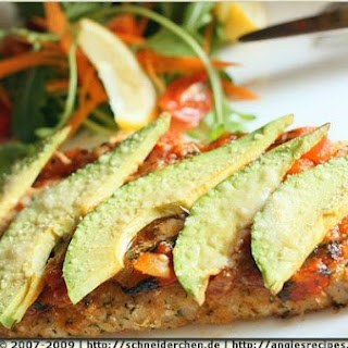 Avocado Chicken Parmigiana