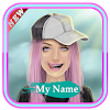 My name on pics-girly pictures