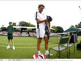 Dick Norman stootte ten koste van geblesseerde Pat Cash door op Wimbledon '95