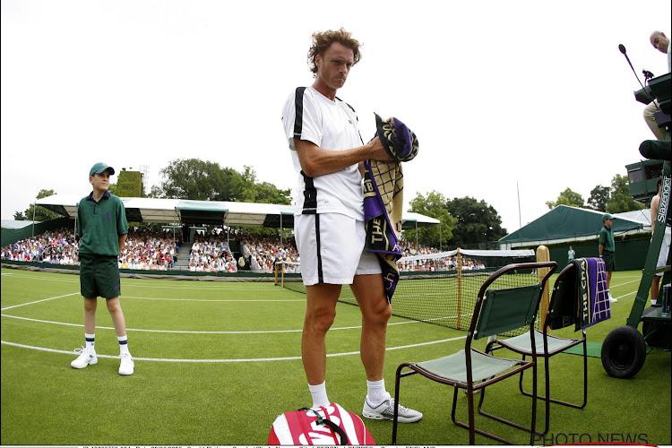 """Norman stunt op Wimbledon (2) - cruciale tiebreak tegen Pat Cash: """"Was enige die een gat in de lucht wilde springen"""""""