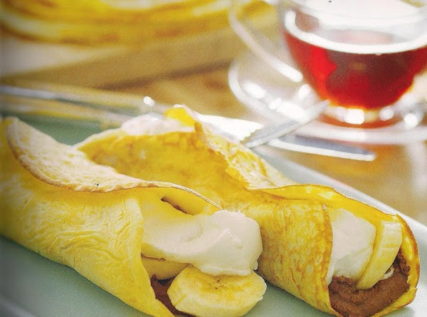 Crepes 101 And Variations Recipe