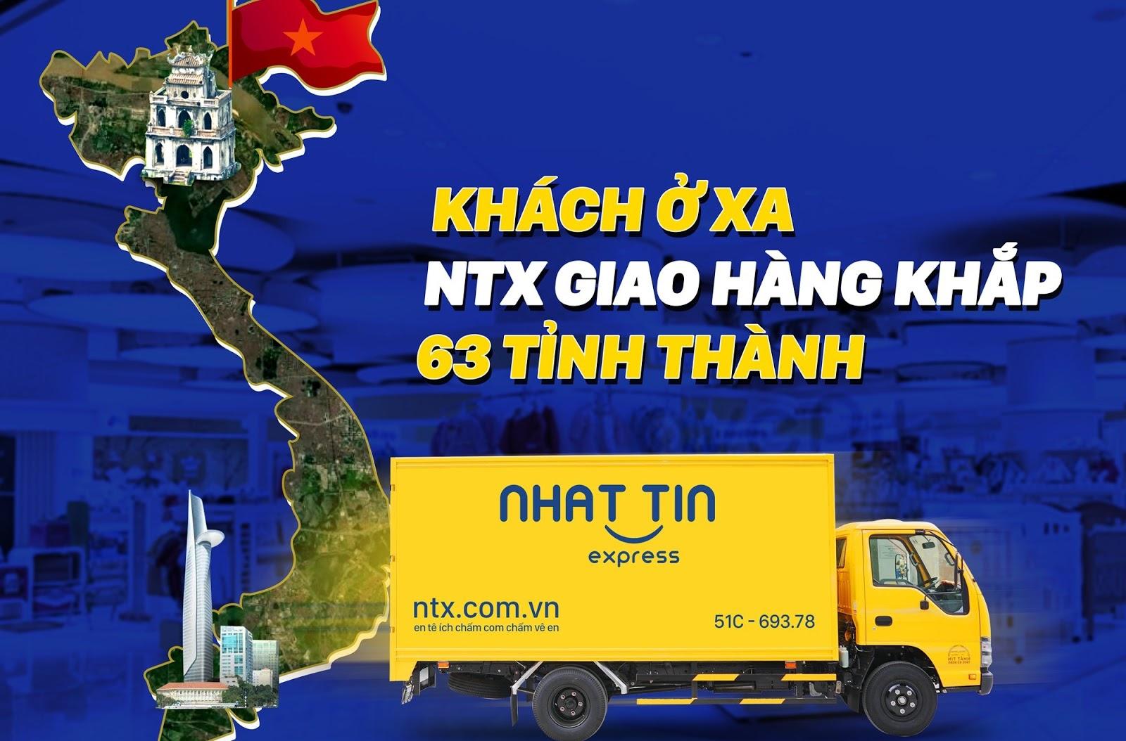Hướng dẫn giao hàng tiết kiệm từ A đến Z tại NTX – Nhất Tín Express