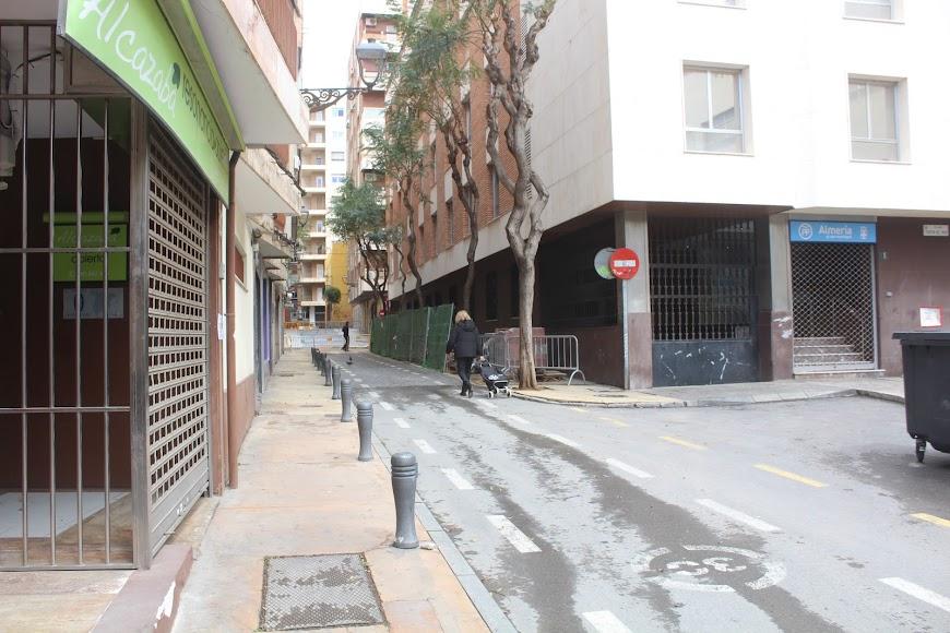 Calle Lucano.