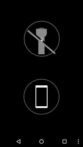 Flashlight Free: No Permissions 4.0 screenshots 3