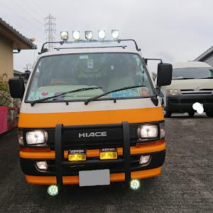 ハイエースバン  RZH112V  DX GLパッケージ H12年式のカスタム事例画像 豊田百式さんの2018年12月07日20:01の投稿