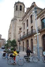 Photo: ja som a Sant Boi a punt de baixar pel carrer l'Alou.