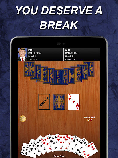 Gin Rummy 2.14.12 screenshots 9