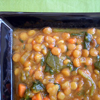 Curried Lentil Stew