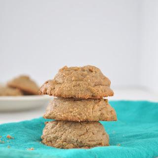 Flourless Gingerbread Cookies.