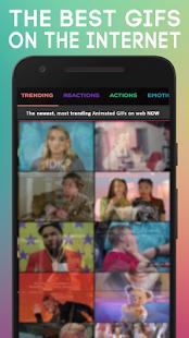 GIFs for Whatsapp (GIF Maker) screenshot