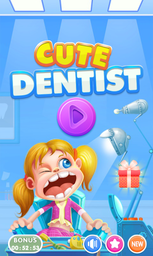 Cute Dentist - Doctor Games