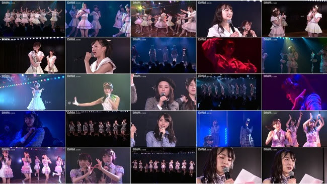 190713 (1080p) AKB48 チーム8 湯浅順司「その雫は、未来へと繋がる虹になる。」公演 下尾みう 生誕祭 DMM HD