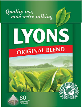 Lyons Green Label Tea - 80 Teabags