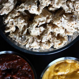 Raw Vegan Popcorn Cauliflower
