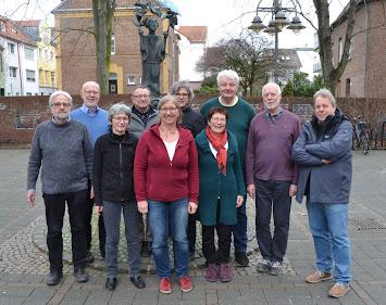 pc-Gruppe Brühl am 12.01.2020