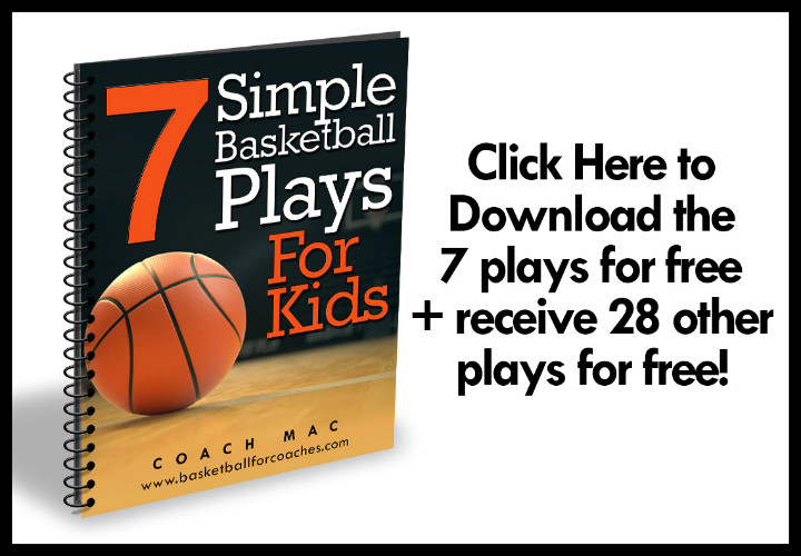 simple basketball plays cover