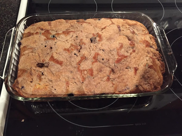 Down East Blueberry Buckle Recipe