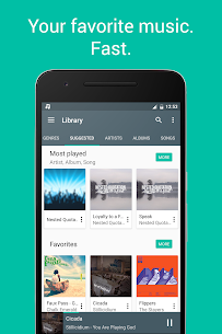 Shuttle+ Music Player v1.6.5 Mod  APK 3