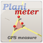 Planimeter - GPS area measure 4.6.2