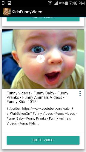 kids Funny Video Makes Smile