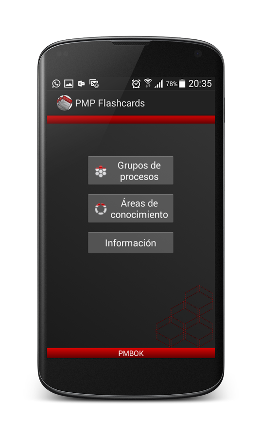 PM Cards- screenshot
