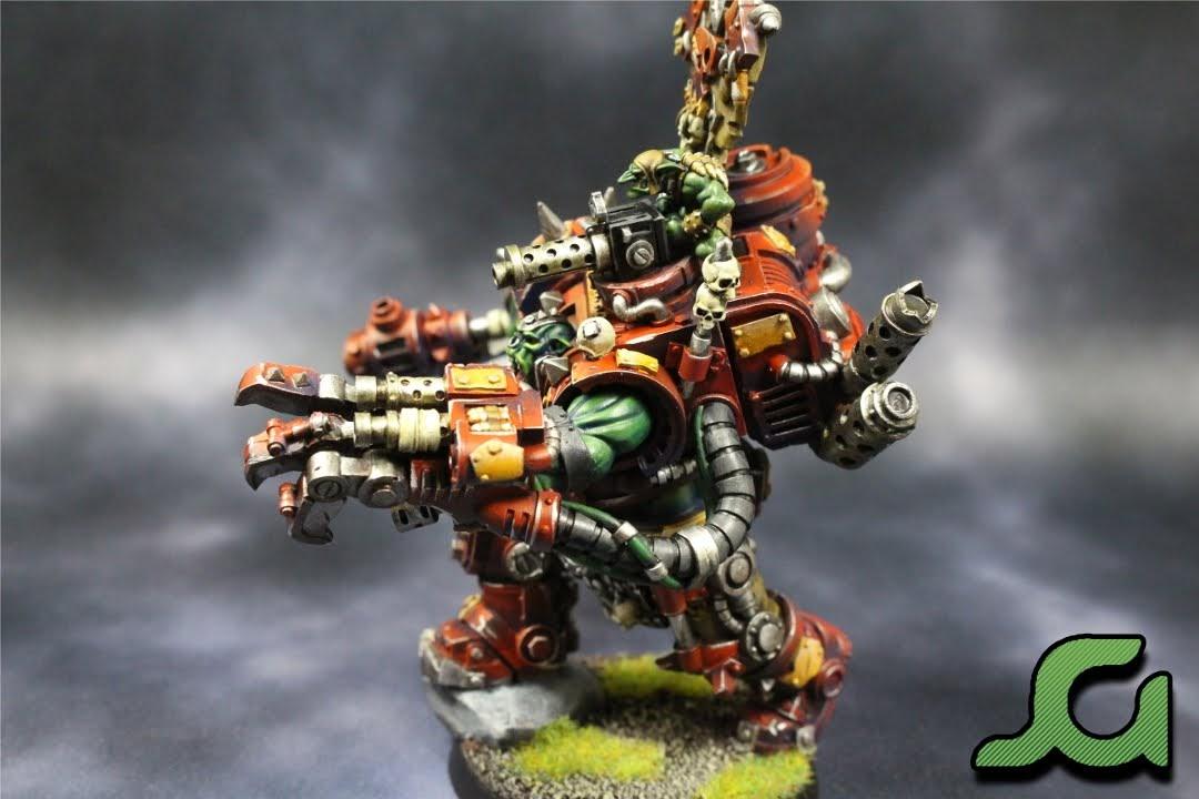 Iron Boss Klaw