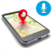 GPS Voice Navigation & Driving Tracker