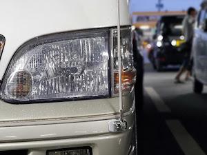ハイエースワゴン KZH100G 13年のカスタム事例画像 ひーさん@TEAM.triangle△さんの2020年10月31日10:26の投稿