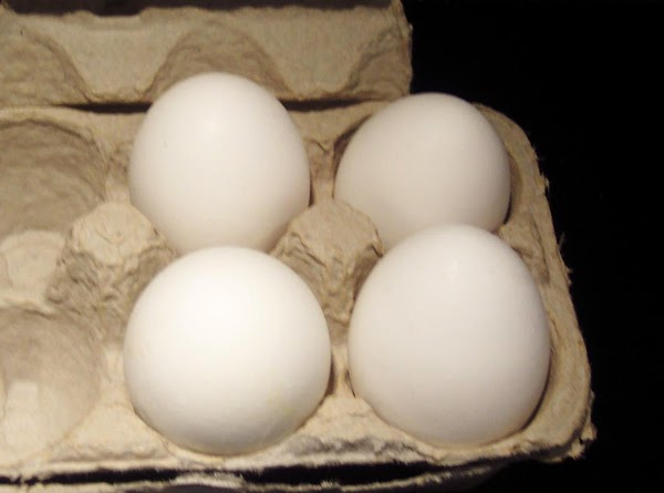 Hard boil your eggs. When they are cold, shell and cut in half. The egg yolks...