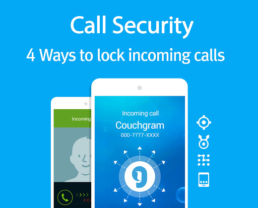 couchgram - Call Security