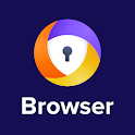Avast Secure Browser: Fast VPN + Ad Block icon