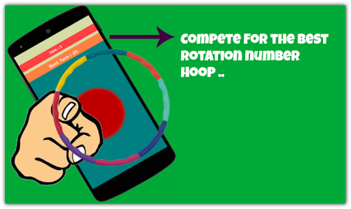 手指健身呼啦圈|玩體育競技App免費|玩APPs