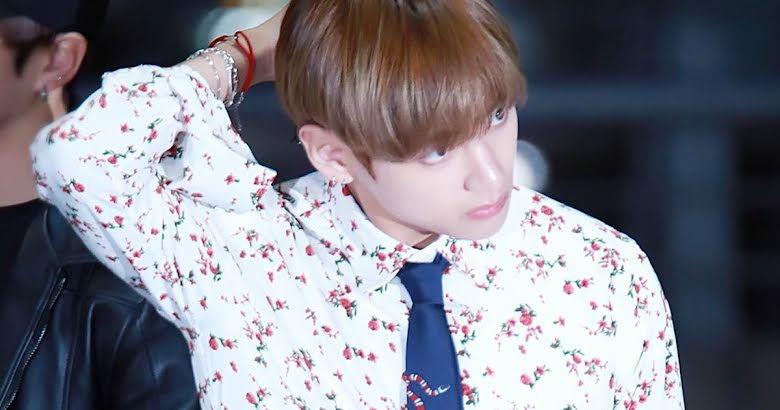 10 Most Eye Popping Gucci Outfits Bts V Was Spotted In
