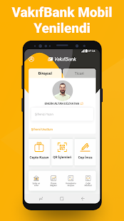 App VakıfBank Mobil Bankacılık APK for Windows Phone