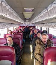 Photo: In de bus
