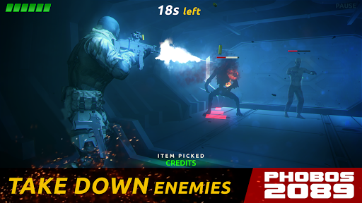 PHOBOS 2089: RPG Shooter 1.40 screenshots 6