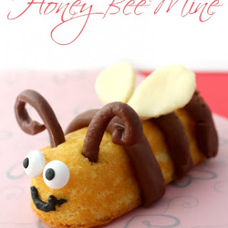 Honey Bee Mine Valentine's Day Cakes