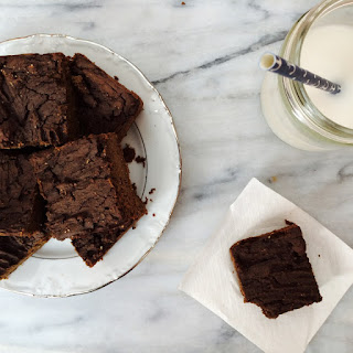 Vegan Keto Protein Brownies