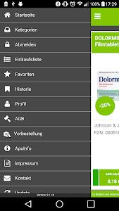 Flora-Apotheke Werdau screenshot 1
