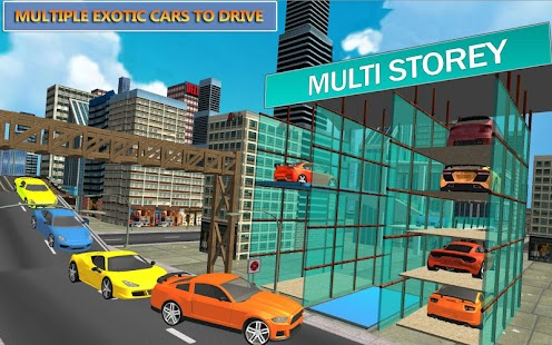 Download Multi Level Car Parking Game Apk 1 2 2 Com Ag Smart