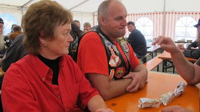 Photo: Gastgeschenk für Herman und Elisabeth