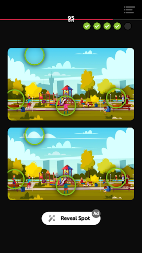 Infinite Differences - Find the Difference Game! screenshots 2