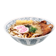 132. Chicken Katsu Udon