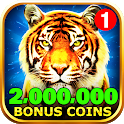 Golden Jackpot Vegas Slots-Free Slots Casino Games icon