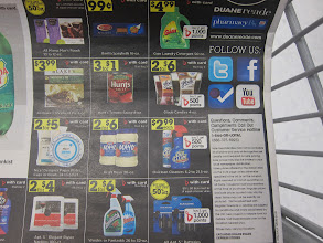 Photo: Here's the OxiClean deal, promoted in the circular.